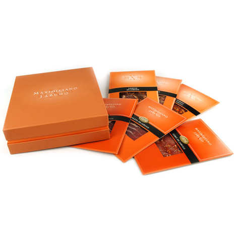 Maximiliano Jabugo - Sliced Whole Bellota Ham Gift Set