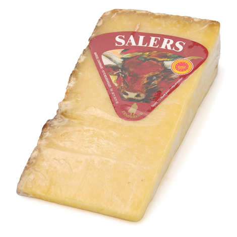Marcel Charrade - Salers - Cantal cow cheese