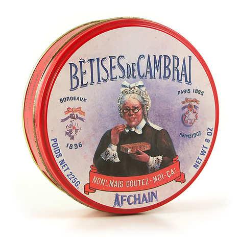 Confiserie Afchain - Bêtises from Cambrai - mint