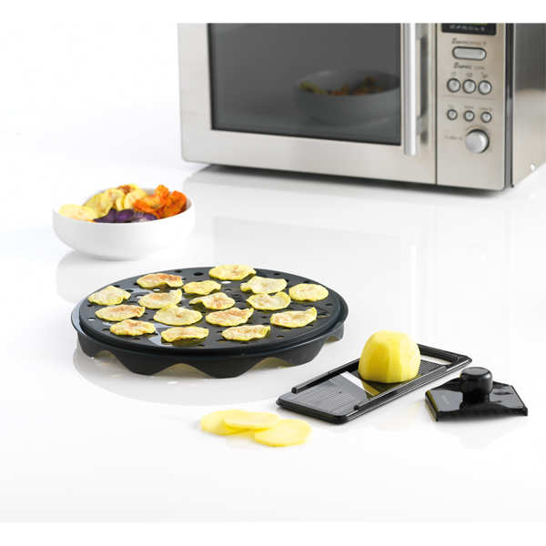Crisp maker set with mandoLine