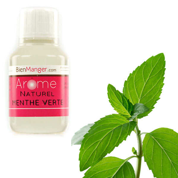 Spearmint flavouring
