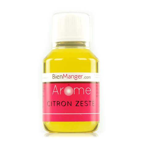 BienManger aromes&colorants - Arôme alimentaire de zeste de citron