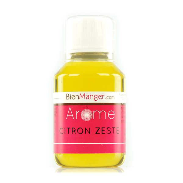 Arôme alimentaire de zeste de citron