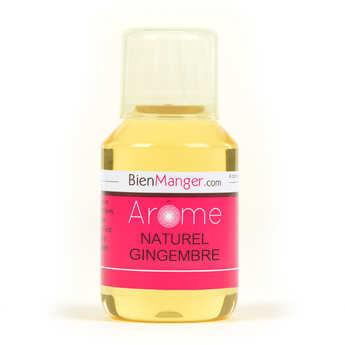 BienManger aromes&colorants - Arôme alimentaire de gingembre