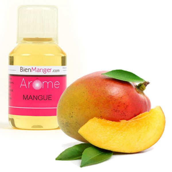 Arôme alimentaire de mangue