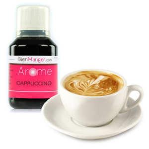 BienManger aromes&colorants - Arôme alimentaire de cappuccino