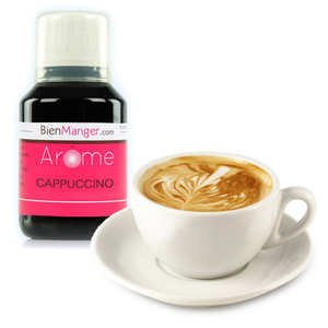 BienManger aromes&colorants - Cappuccino Flavouring