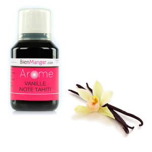 BienManger aromes&colorants - Arôme alimentaire de Vanille - Note Tahiti