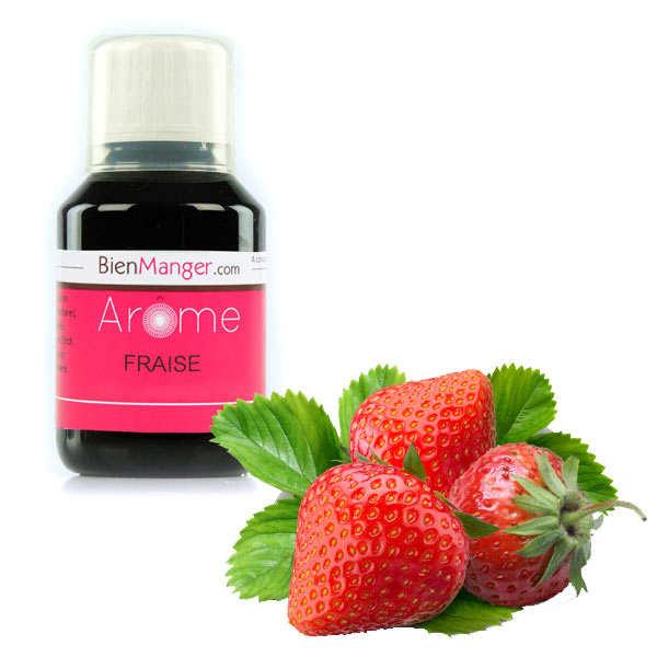 Arôme alimentaire de fraise