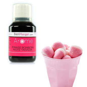 BienManger aromes&colorants - Strawberry (tagada flavour) flavouring