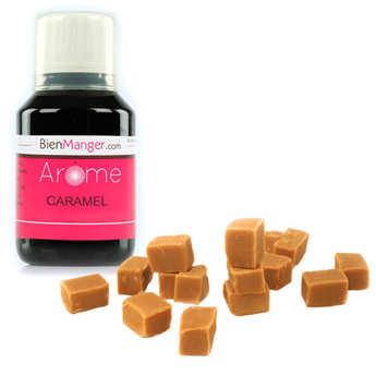 BienManger aromes&colorants - Arôme alimentaire de caramel