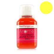 BienManger aromes&colorants - Lemon-yellow food colouring - Liquid