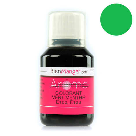 BienManger aromes&colorants - Mint green food colouring - 115ml