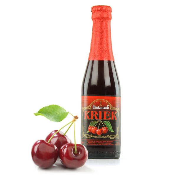 Lindemans Kriek - Belgian Cherry Beer - 3.5%