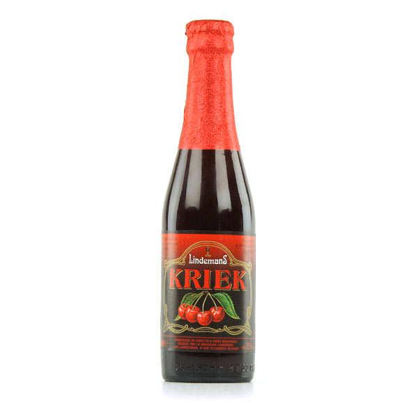 Lindemans Kriek - bière belge aromatisée à la cerise - 3,5%