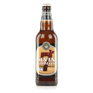 Williams Bros Brewing - 7 Giraffes - Extraordinary Scottish Ale - 5.1%