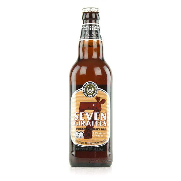7 Giraffes - Bière Ale Ecossaise - 5,1%