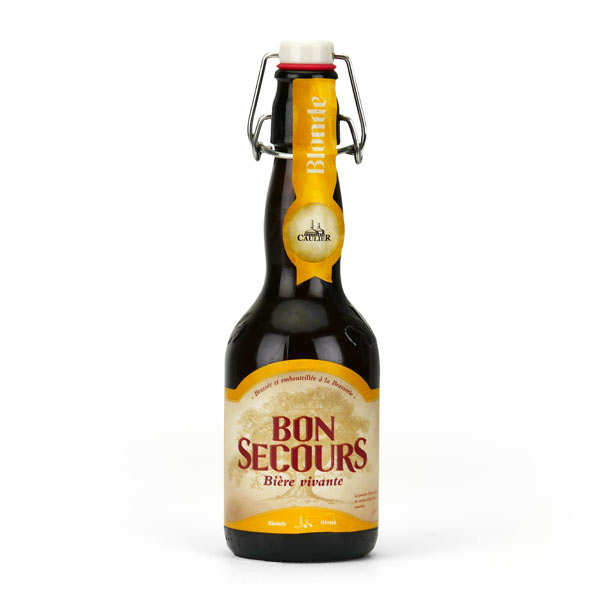 Bon Secours Blonde Belgian Beer - 8%