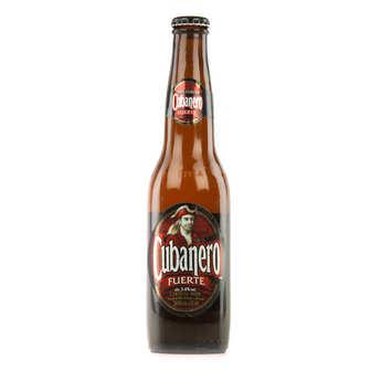 Cerveceria Bucanero - Cubanero Fuerte - Bière Blonde Cubaine - 5,4%