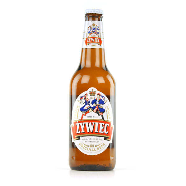 Zywiec - Blond Polish Beer - 5.6%
