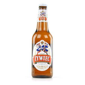 Zywiec Brewery - Zywiec - Bière Blonde polonaise - 5,6%