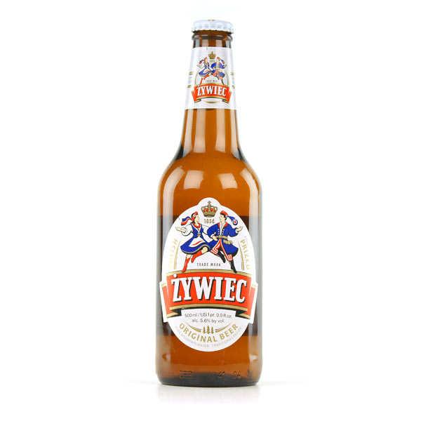 Zywiec - Bière Blonde polonaise 5,6%