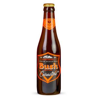 Brasserie Dubuisson - Bush Ambrée - Bière Belge - 12%