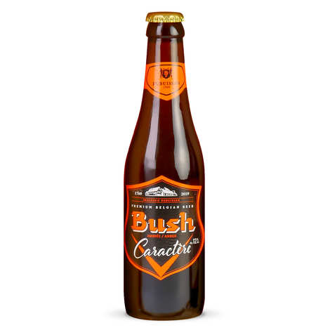 Brasserie Dubuisson - Bush Caractère - Amber Beer of Belgium - 12%