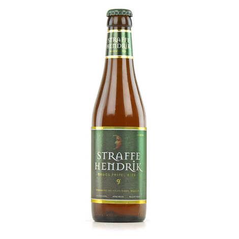 Brasserie De Halve Maan - Straffe Hendrik Triple - Belgian beer - 9%