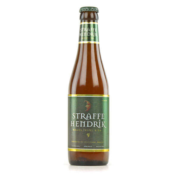 Straffe Hendrik Triple - Bière belge - 9%