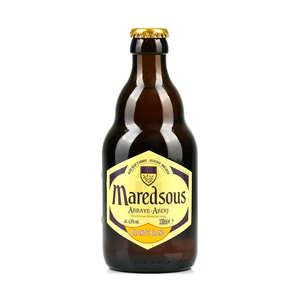 Abbaye de Maredsous - Maredsous Blond - Belgian Abbey Beer - 6%
