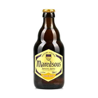 Abbaye de Maredsous - Maredsous Blonde - Bière d'abbaye Belge - 6%