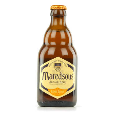 Maredsous Blonde - Bière d'abbaye Belge - 6%