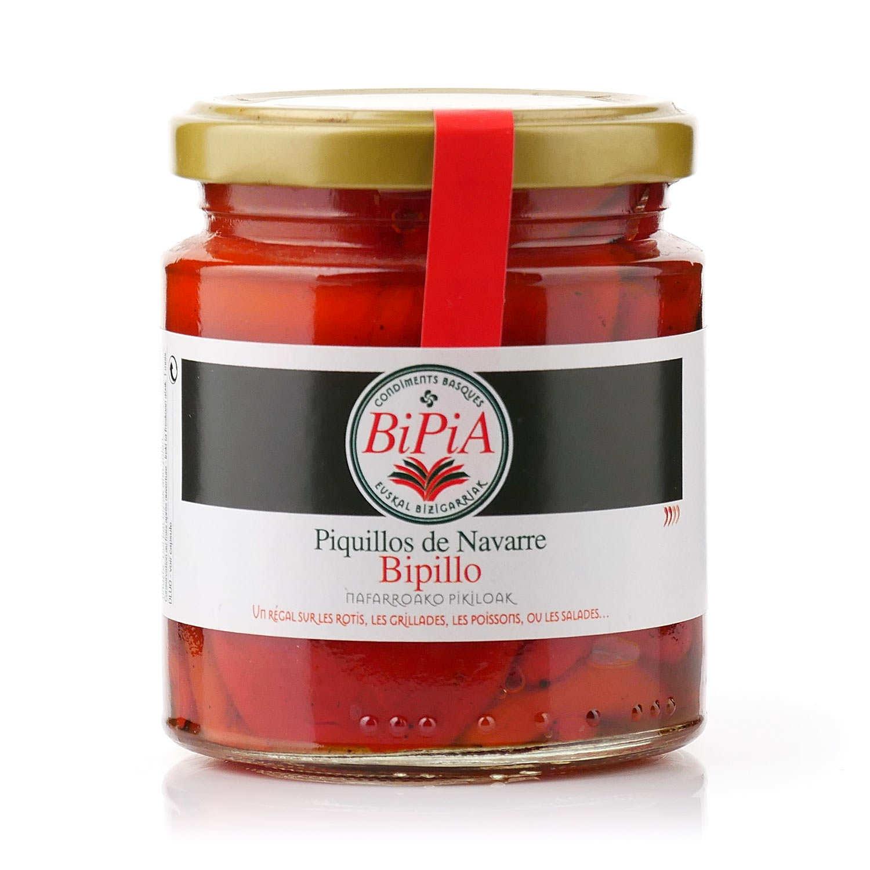 Piments doux piquillos de Navarre (Bipillo)