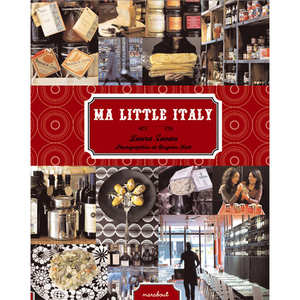 "Editions Marabout - ""Ma Little Italy"" by Laura Zavan"
