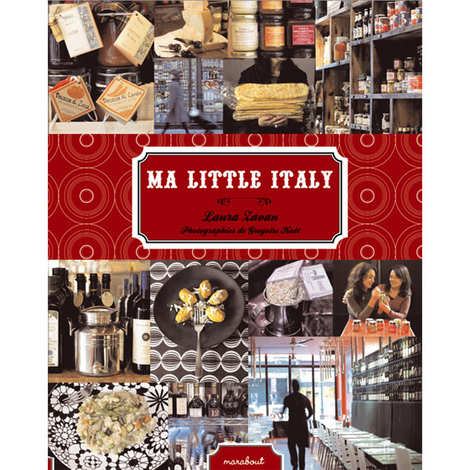Editions Marabout - Ma Little Italy - Laura Zavan