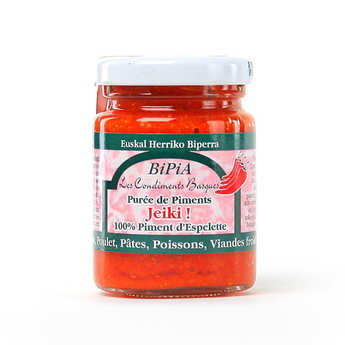 BiPiA - Espelette red pepper mash