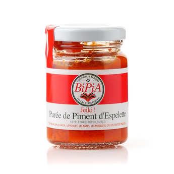 BiPiA - Jeiki - purée de piment d'Espelette