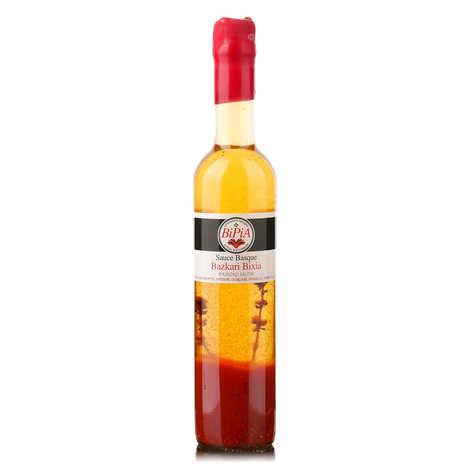 BiPiA - Zikirro sauce (Baskari Bixia)