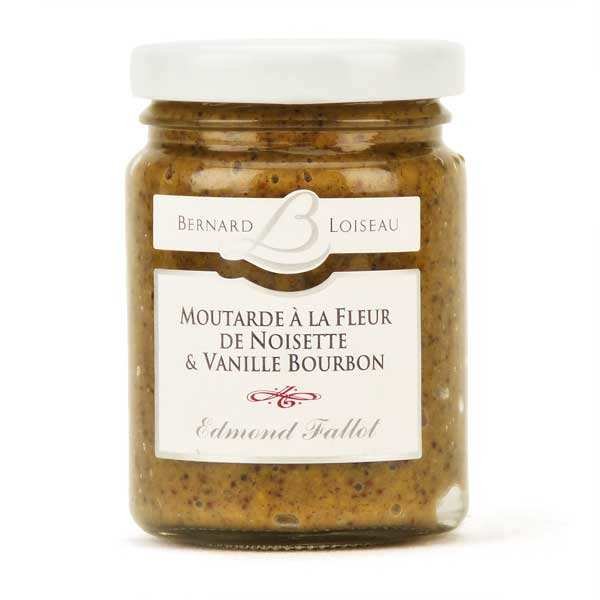 Mustard with hazelnuts and bourbon vanilla - Bernard Loiseau
