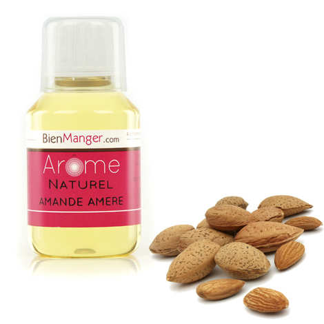 BienManger aromes&colorants - Bitter almond food flavouring