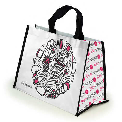 BienManger.com - Le sac cabas BienManger