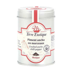 Terre Exotique - Ancho Chilli Pepper from Mexico (strength 4)
