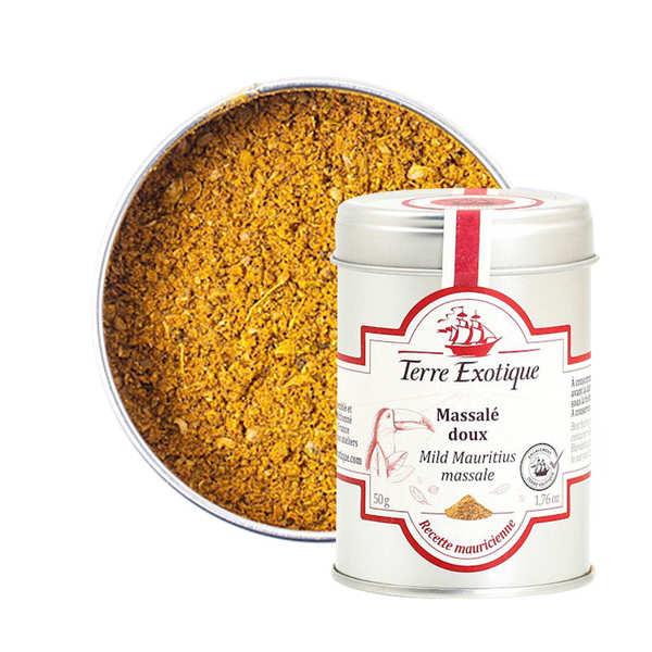 Sweet Garam Massala from Mauritius