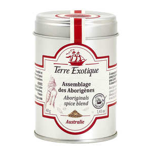 Terre Exotique - Aboriginal Spice Mix from Australia