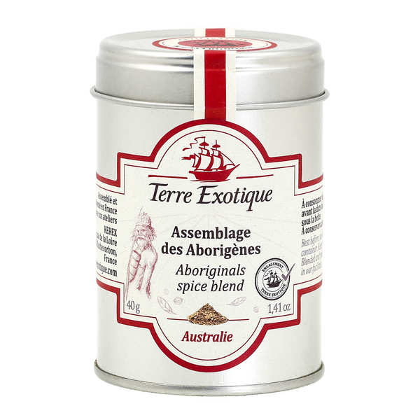 Aboriginal Spice Mix from Australia