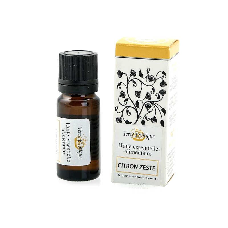 Organic Essential Lemon Oil