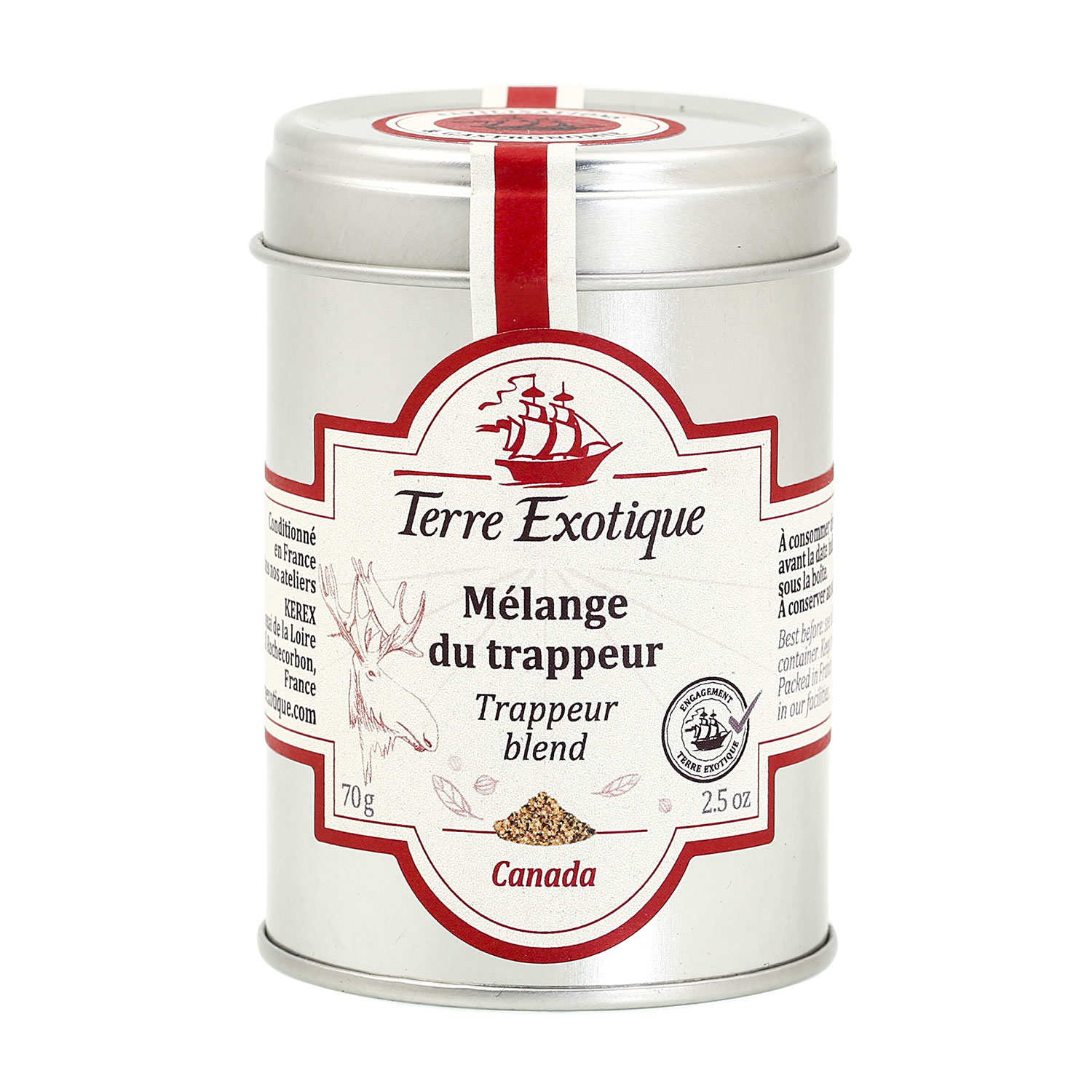 Trapper's Spice Blend from Canada