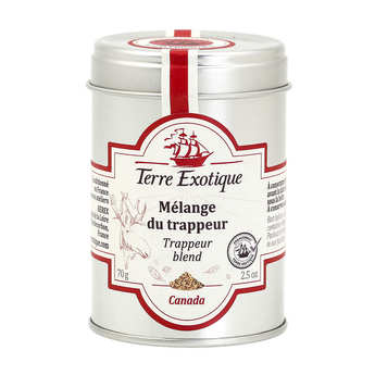 Terre Exotique - Trapper's Spice Blend from Canada