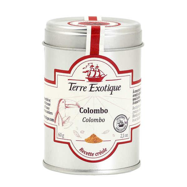 Spices mixed - Colombo - Terre de Haut - Les Saintes - Guadeloupe